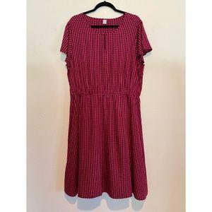 3 for $17⚡️NWOT Old Navy Flutter-Sleeve Dress